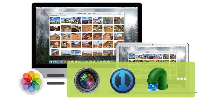 Εναλλακτικές λύσεις iPhoto