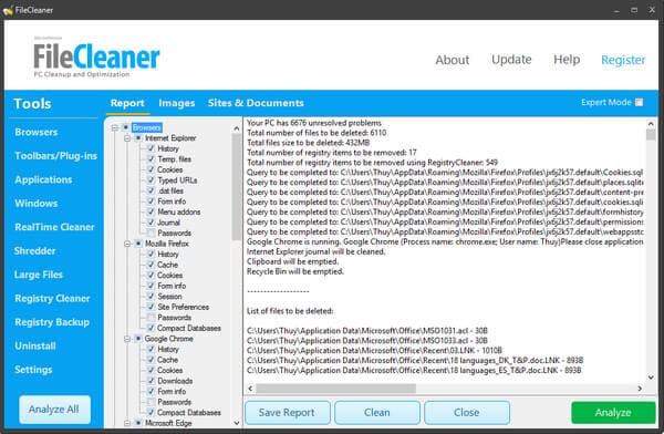 Top 7 Best Junk File Cleaner Tools For Windows 10 8 7 And Mac
