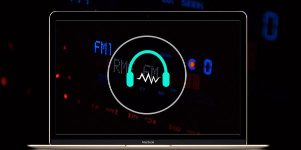 Ascolta le stazioni radio Internet su Mac