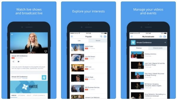 App Ustream