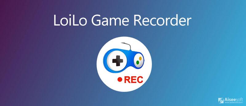 LoiLo-spelrecorder
