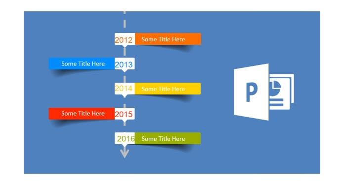 Charming How To Create A Timeline In PowerPoint