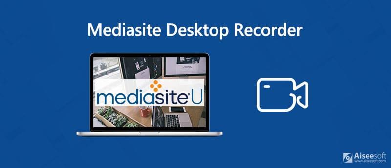 Εγγραφή Mediasite