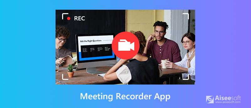 Aplikacja Meeting Recorder