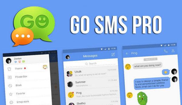 Πηγαίνετε SMS Pro
