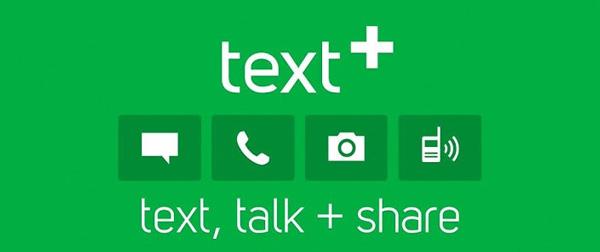 εφαρμογή TextPlus Texting