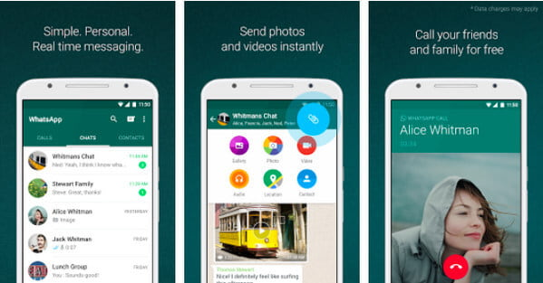 App di messaggistica WhatsApp