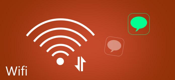 Εφαρμογή γραπτών μηνυμάτων WiFi