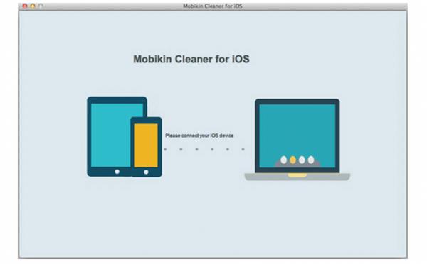 Mobikin Cleaner pro iOS