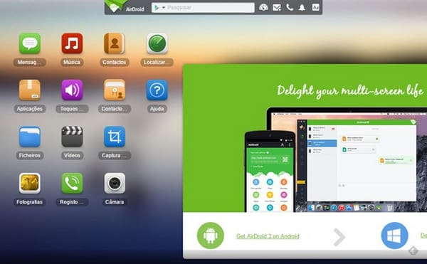 AirDroid MobileGo Alternativa
