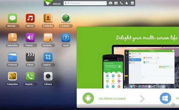 Εναλλακτική λύση AirDroid MobileGo