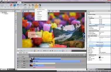 Ελεύθερος επεξεργαστής βίντεο VSDC
