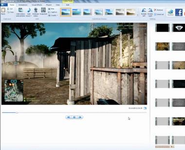 Το Windows Movie Maker