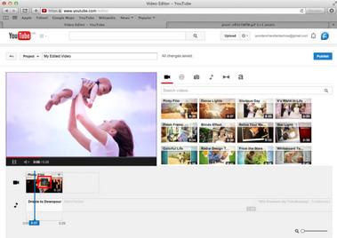Επεξεργαστής βίντεο YouTube