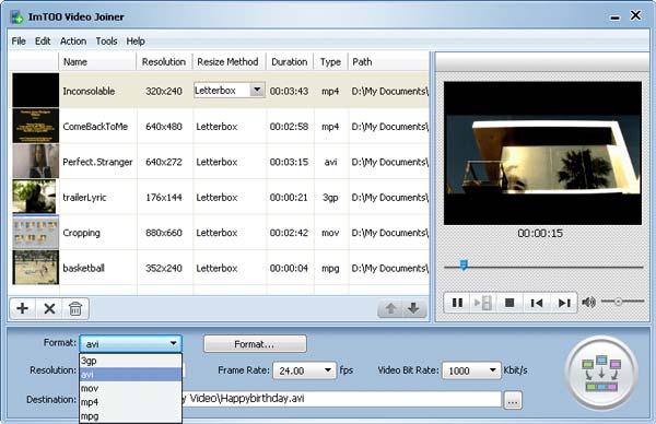 Πρόγραμμα επεξεργασίας βίντεο ImTOO