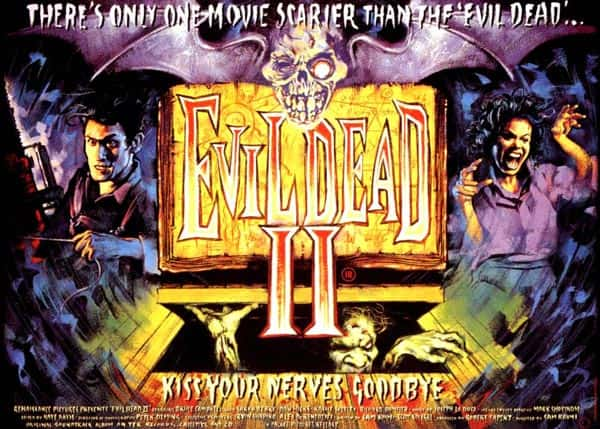 HBO Go Movies - Evil Dead II