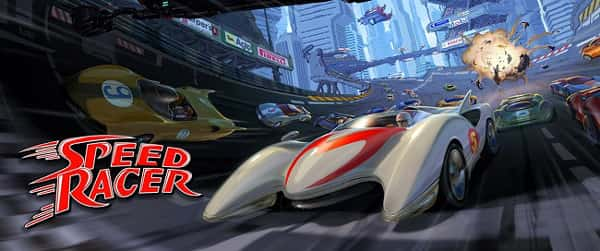 Filmy HBO Go - Speed ​​Racer