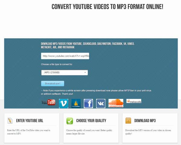 MP3 Converter - Best Audio Converter to Convert YouTube to MP3