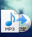 MP3 to DVD Burner