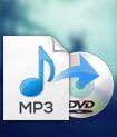 Εγγραφή MP3 σε DVD