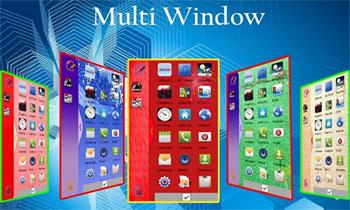 Multi finestra