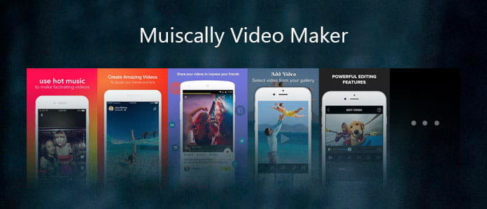 Top 20 Muiscally Video Maker Apps