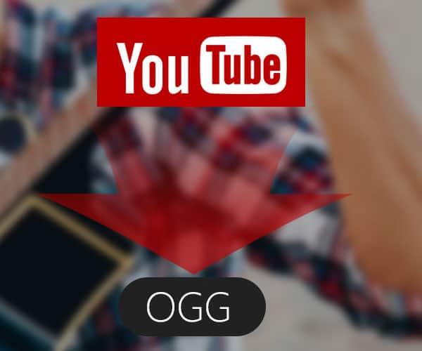 Converti YouTube in OGG