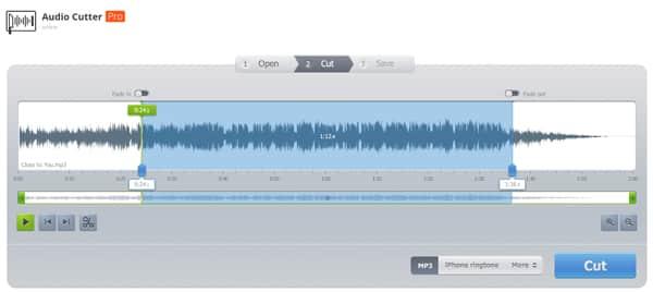 Wycinarka audio