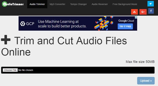 Audio Cutter - Audio Trimmer
