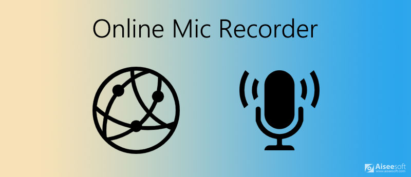 Zdarma online mikrofonní rekordér