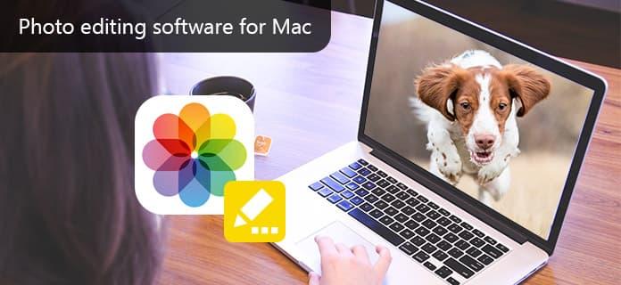 Software di fotoritocco per Mac