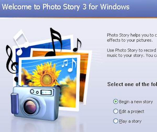 Storia fotografica di Microsoft
