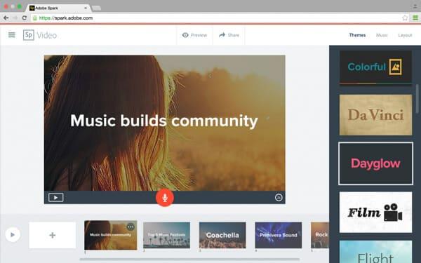 Βίντεο Adobe Spark