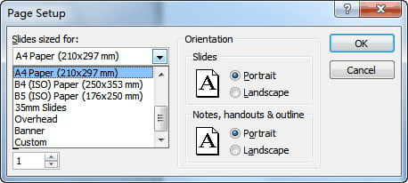 PowerPoint Slide Dimensions: How to Change PowerPoint Slide Size