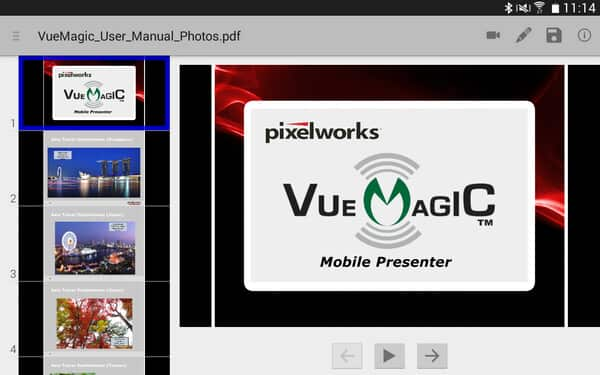 Pixelworks VueMagic Pro