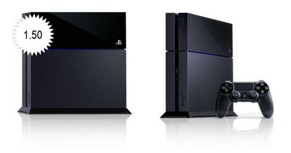 Aktualizace softwaru PS4