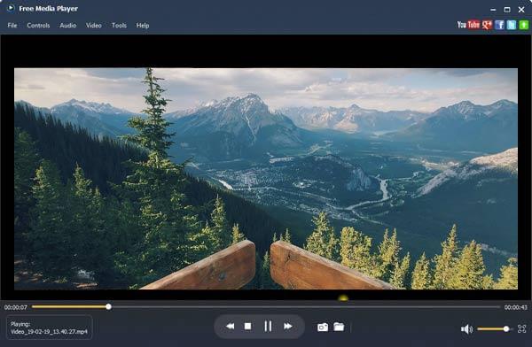 Alternativa a QuickTime Player - Lettore multimediale gratuito