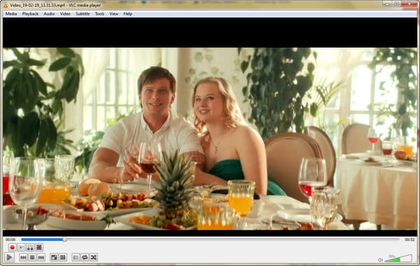 Alternativa a QuickTime Player - VLC media player