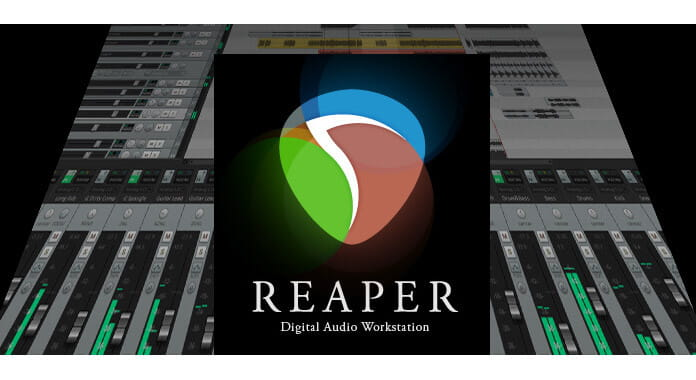 Reaper-audio