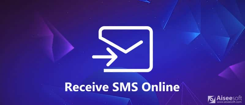 Receive Text Messages Online