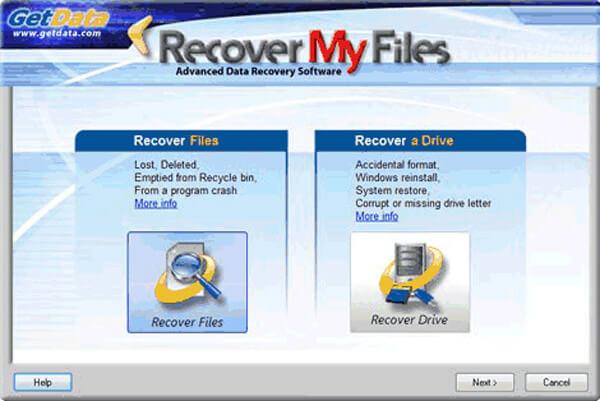 Κατεβάστε και εγκαταστήστε το Recover My Files
