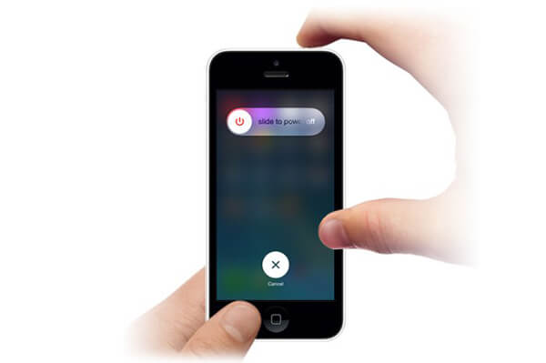 Iphone  Frozen Can T Turn Off