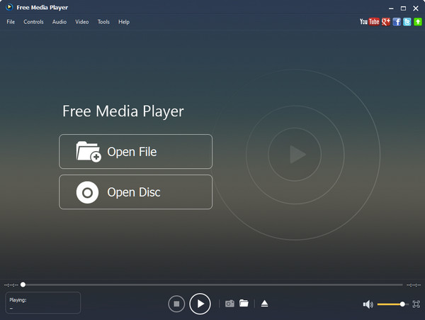 Δωρεάν Media Player