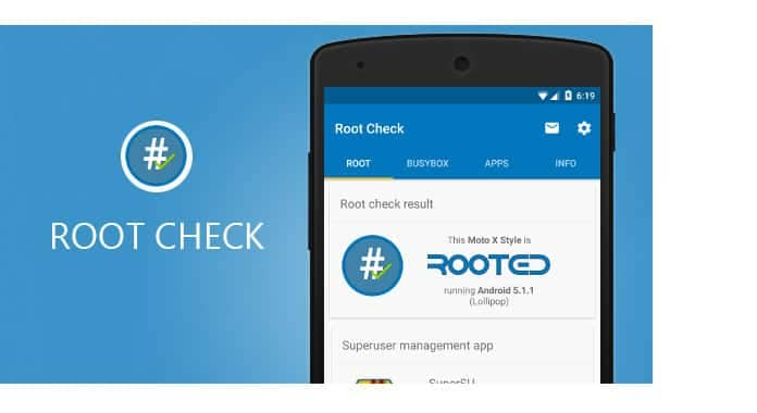 App Root Checker