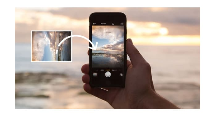 How to rotate a video on iphone rotate iphone video on iphone ccuart Images