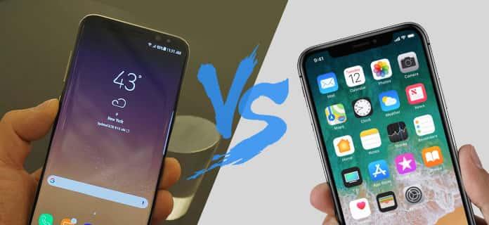 Samsung ή iPhone