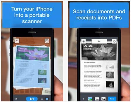 Screenshot di Scanner Pro