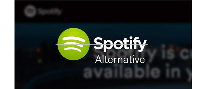 Εναλλακτική λύση Spotify