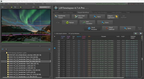 Best video editing software for time lapse