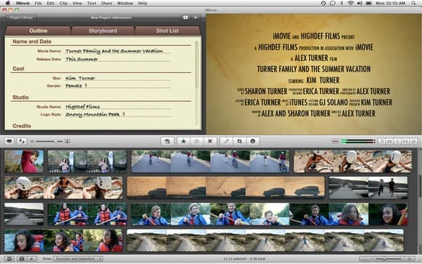 Best trailer maker to create your own movie trailer for Trailer templates for imovie